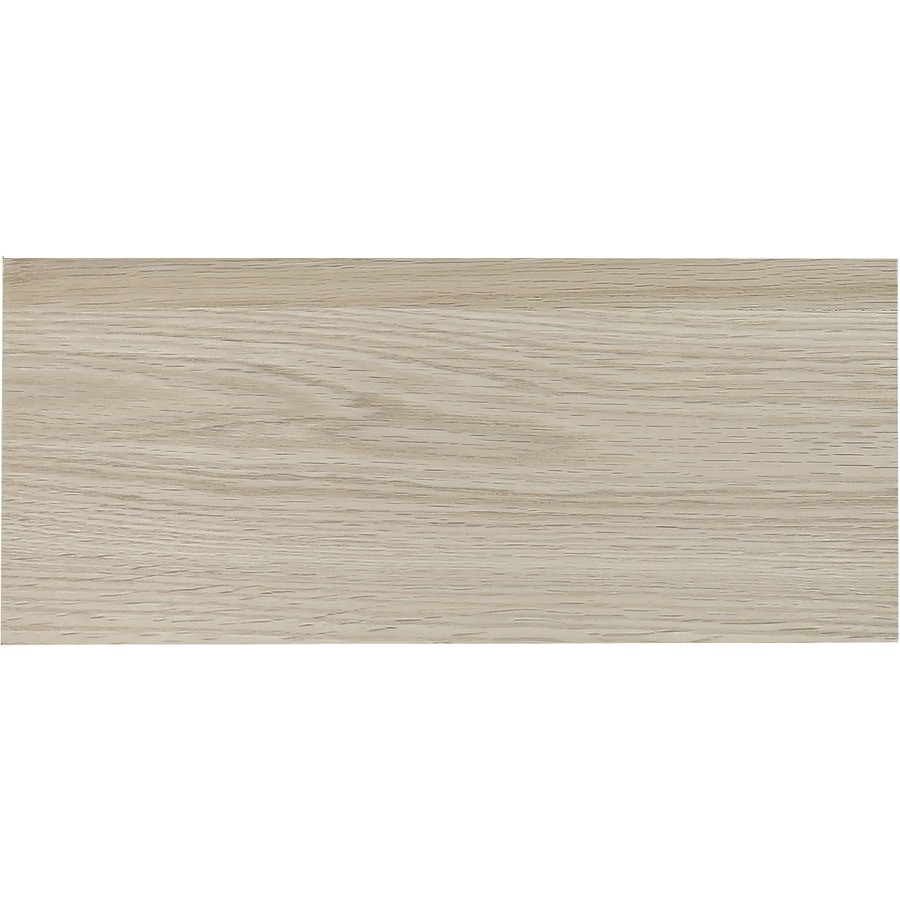 Surfaces 13-in W x 5.75-in H x 0.75-in D Red Oak Cabinet Drawer Front