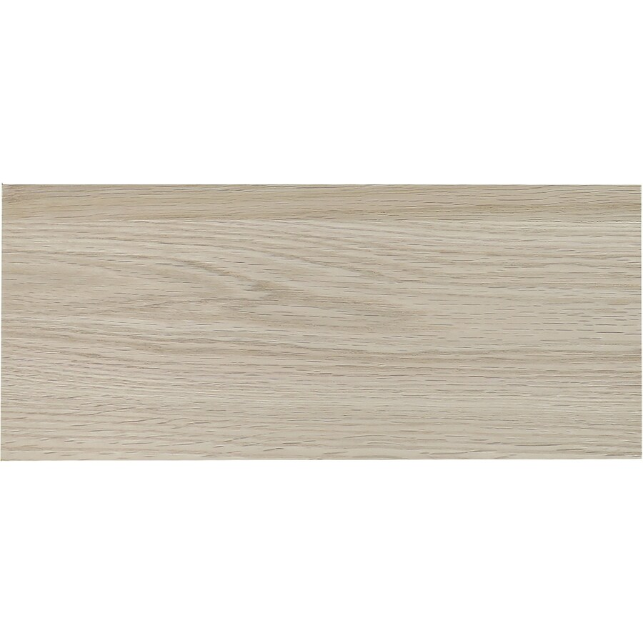 Surfaces 22-in W x 5.75-in H x 0.75-in D Red Oak Cabinet Drawer Front