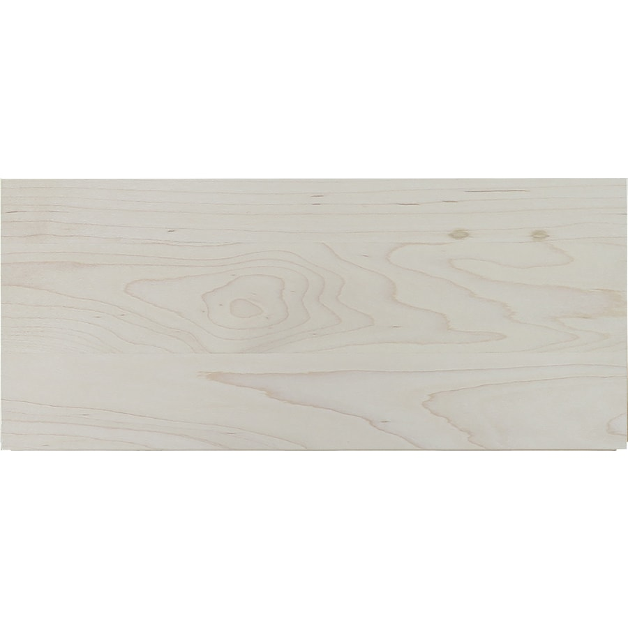Surfaces 13-in W x 5.75-in H x 0.75-in D Paint Grade Hard Maple Cabinet Drawer Front