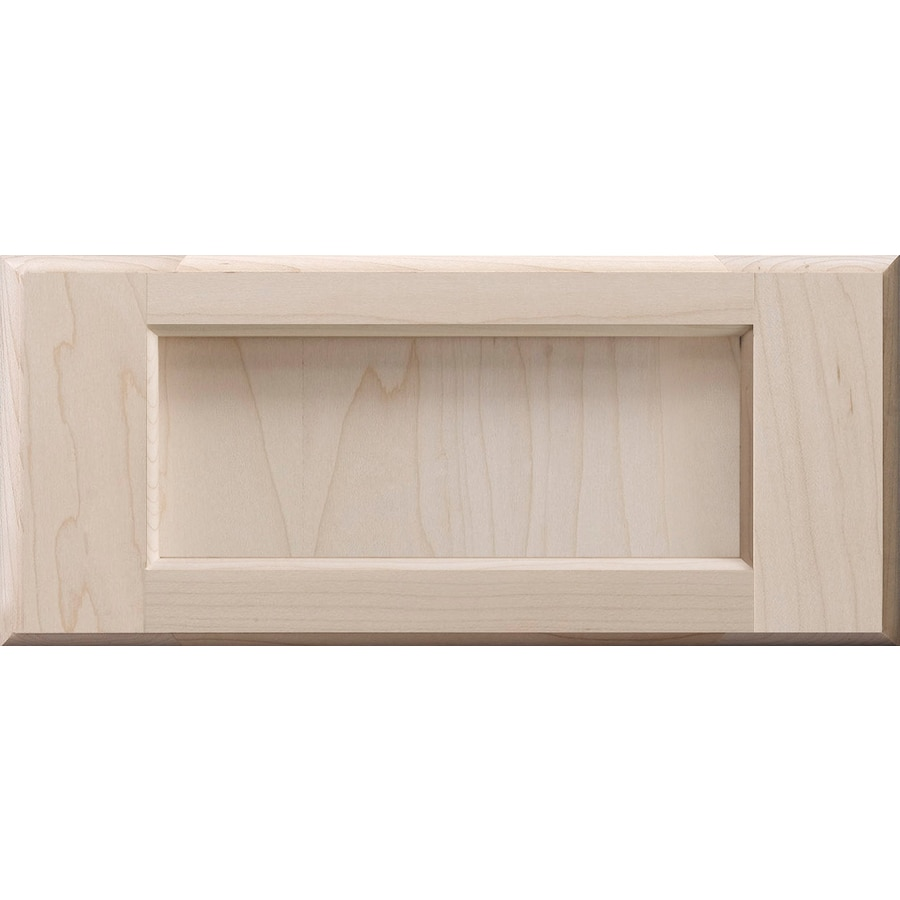 Surfaces 16-in W x 5.75-in H x 0.75-in D Hard Maple Cabinet Drawer Front