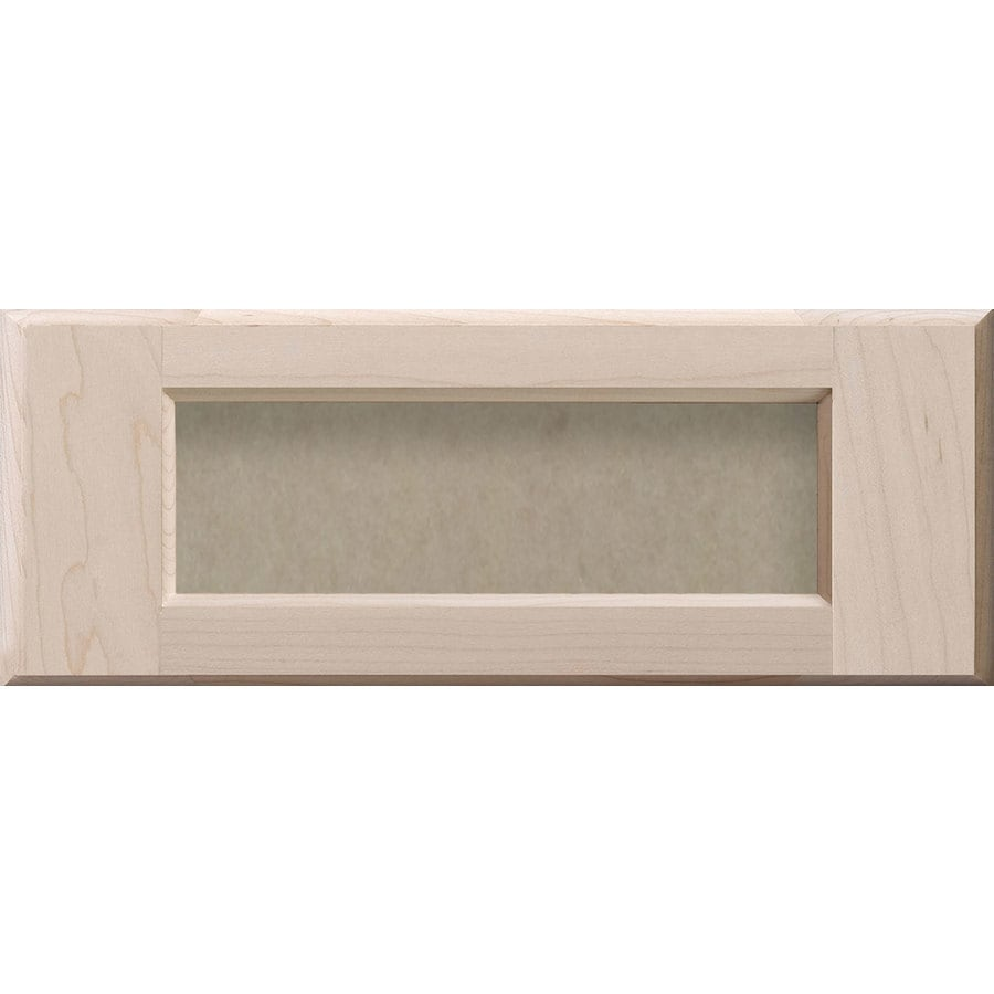 Surfaces 16-in W x 5.75-in H x 0.75-in D Paint Grade Hard Maple Cabinet Drawer Front