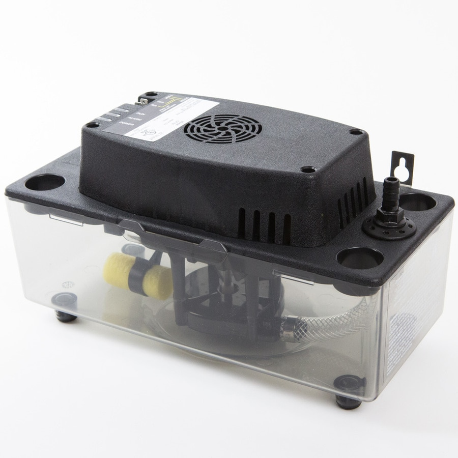 859897003010 shop utilitech pro 0 3 hp thermoplastic condensate pump at lowes com  at gsmx.co