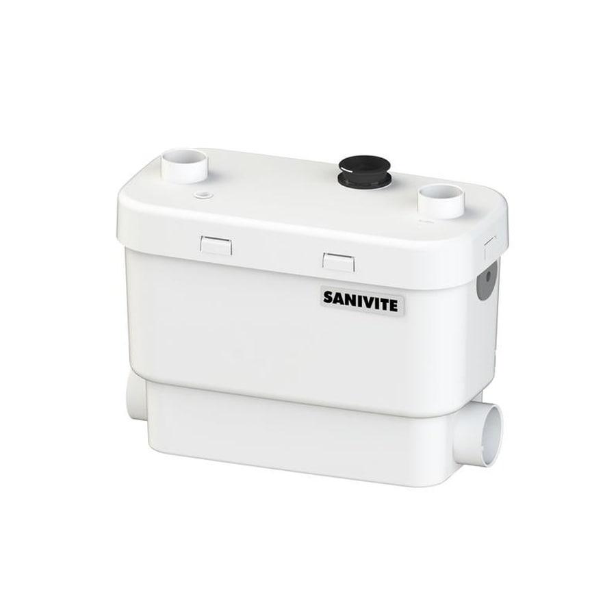 Saniflo Sanivite 0 4 Hp Thermoplastic Electric Utility Pump
