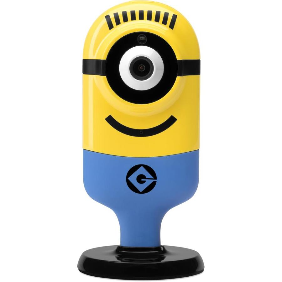 Tend Insights Minion Digital IP Indoor Security Camera with Night Vision