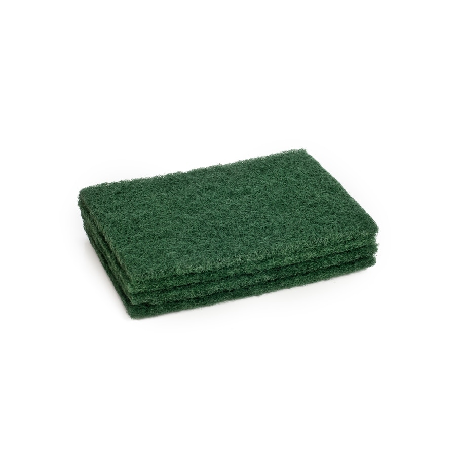 Style Selections 4-Pack Poly Fiber Scouring Pad