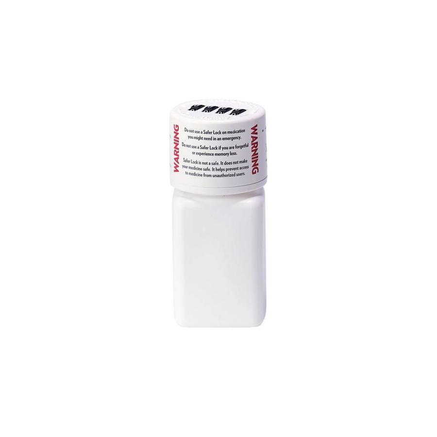Safer Lock Premium Digit Locking Pill Botle