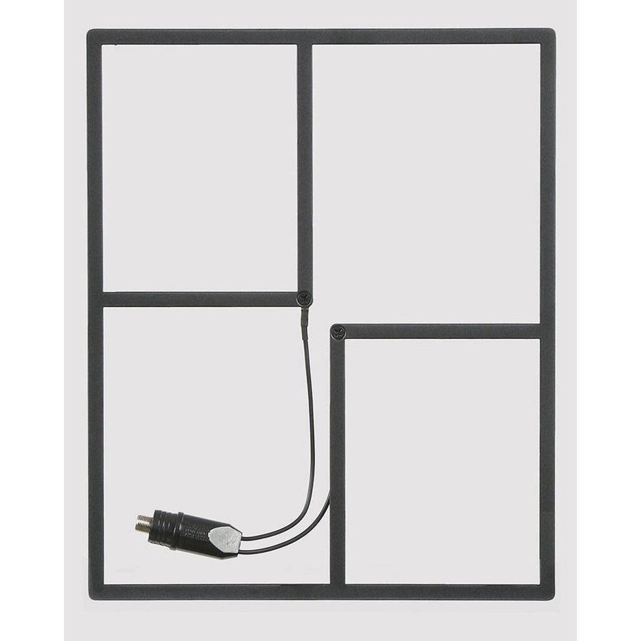 Silicondust Indoor/Outdoor Amplified Flat Antenna