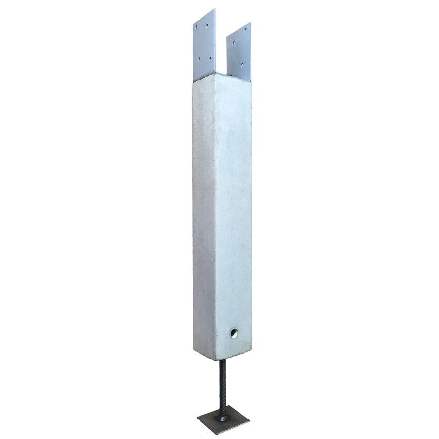 SolidPost Steel Deck Block (Actual: 3.5-in x 36-in)