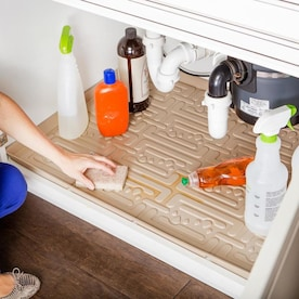 Cabinet mat Shelf Liners at Lowes.com