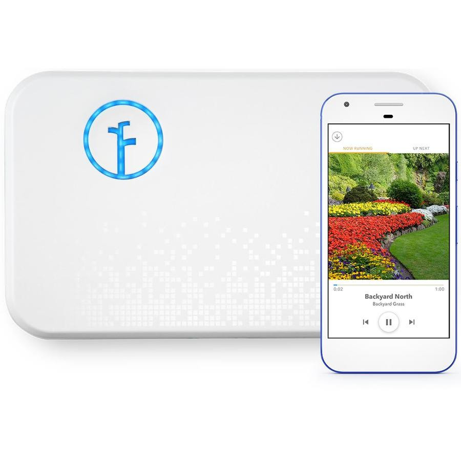 Rachio 8-Station Built-in Wifi Indoor Only Irrigation Timer