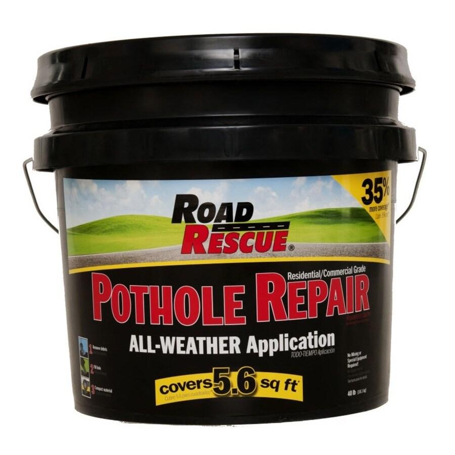 Road Rescue 40-lb Asphalt Patch