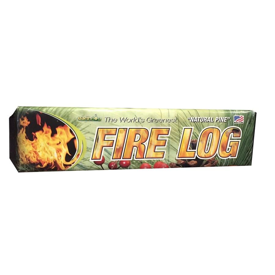 Earthlog 3.5-lb Fire Log