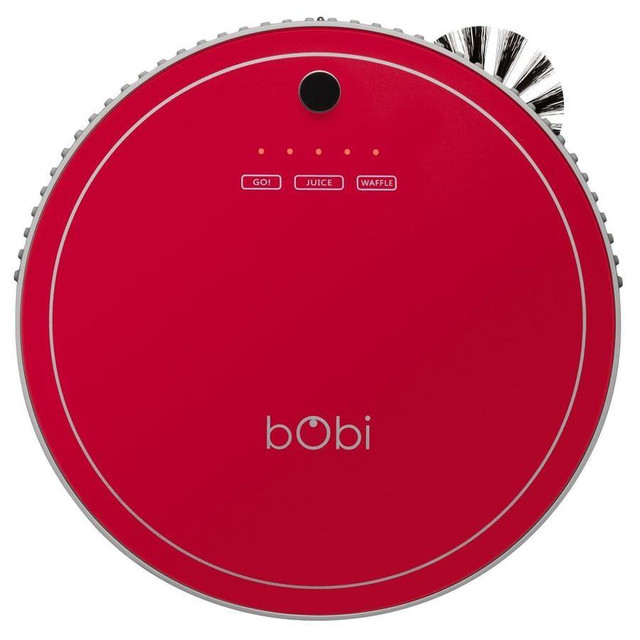 bObsweep Pet Robotic Vacuum Cleaner, Scarlet