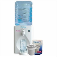 Little Luxury Vitiality White Top-loading Cold Water Cooler Deals