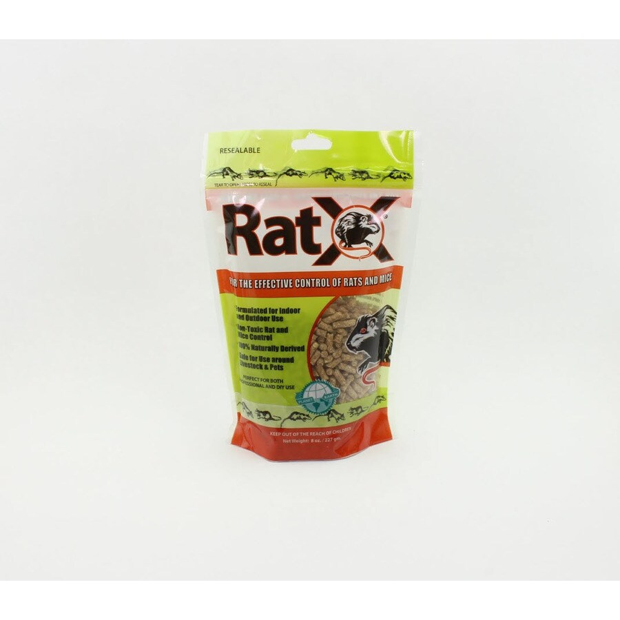 RatX 8-oz Rat and Mouse Killer