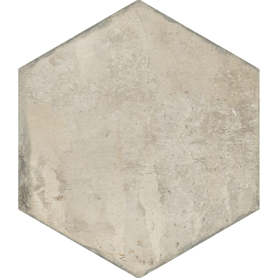 FLOORS 2000 Bridgeport 8-Pack Summer Porcelain Floor and Wall Tile (Common: 17-in x 17-in; Actual: 17.75-in x 15.25-in)