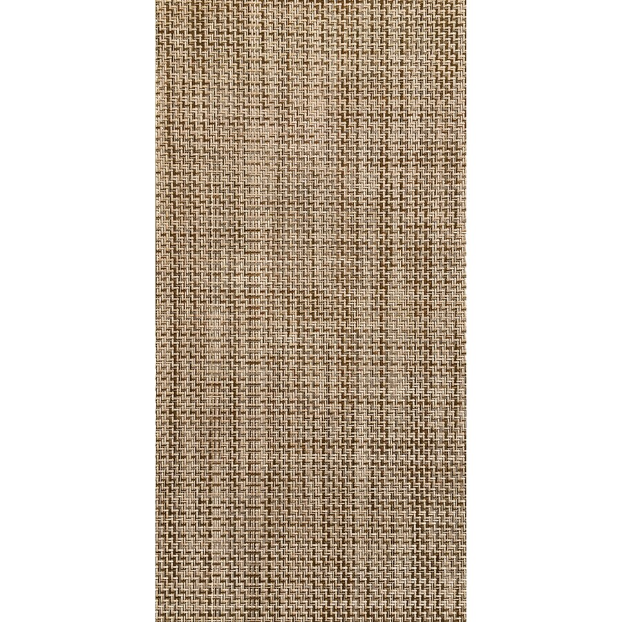 FLOORS 2000 Lucca 6-Pack Brown Porcelain Floor and Wall Tile (Common: 12-in x 24-in; Actual: 23.63-in x 11.81-in)