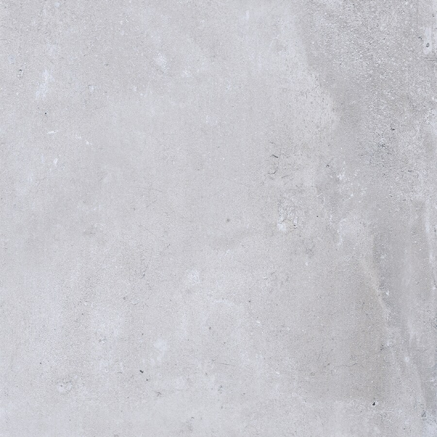 FLOORS 2000 Metropolitan 7-Pack Silver Porcelain Floor and Wall Tile (Common: 18-in x 18-in; Actual: 17.72-in x 17.72-in)