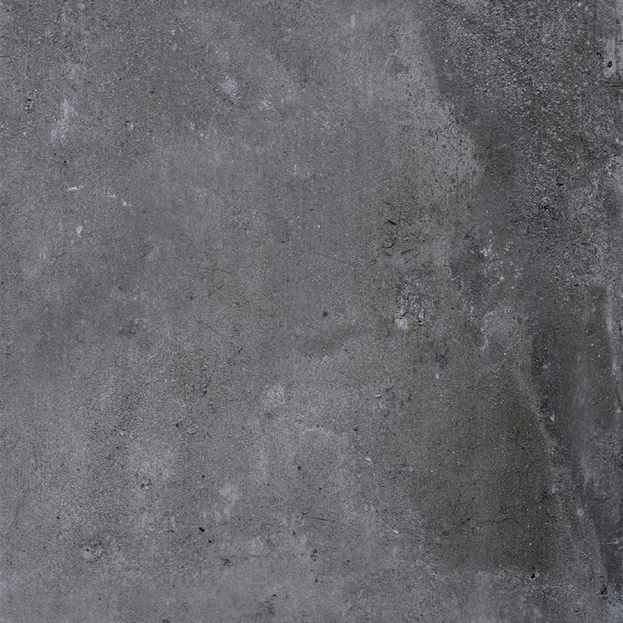 Floors 2000 Metropolitan 7 Pack Anthracite 18 In X Porcelain Floor And Wall Tile Common Actual 17 72