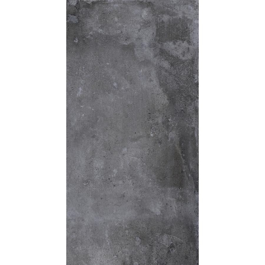 Floors 2000 Metropolitan 6 Pack Anthracite 12 In X 24 Porcelain Floor