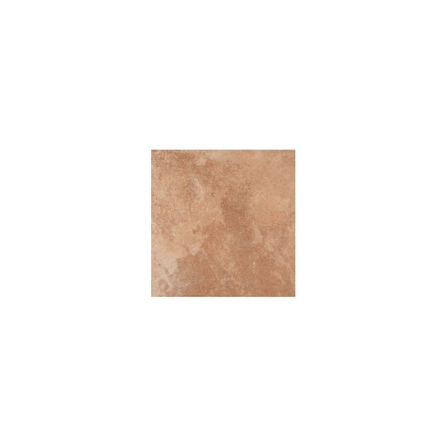 FLOORS 2000 Delhi 7-Pack Salmon Porcelain Floor and Wall Tile (Common: 18-in x 18-in; Actual: 17.72-in x 17.72-in)