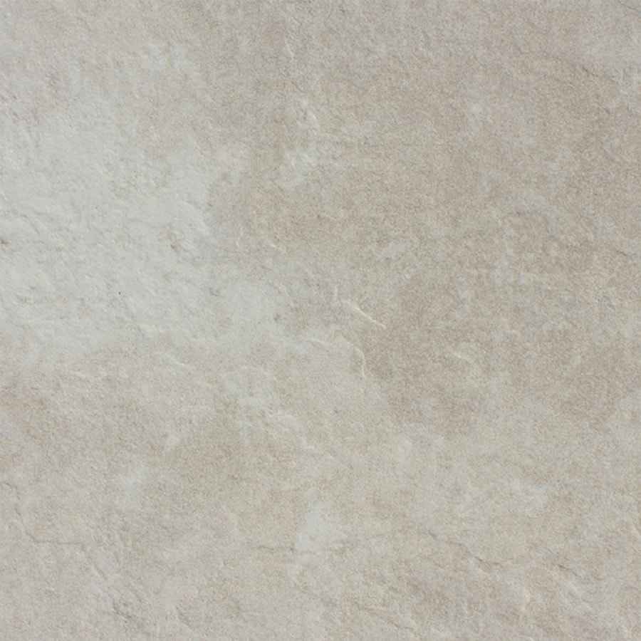 FLOORS 2000 Delhi 7-Pack Sand Porcelain Floor and Wall Tile (Common: 18-in x 18-in; Actual: 17.72-in x 17.72-in)