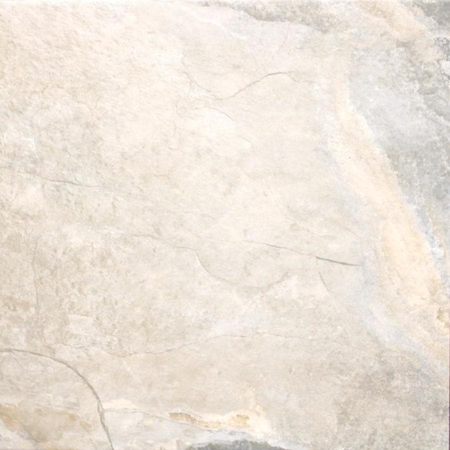 FLOORS 2000 Keystone 11-Pack Cream Porcelain Floor and Wall Tile (Common: 13-in x 13-in; Actual: 13-in x 13-in)