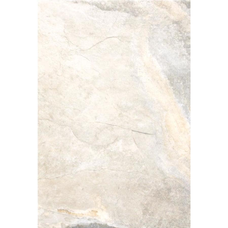 FLOORS 2000 Keystone 6-Pack Cream Porcelain Floor and Wall Tile (Common: 16-in x 24-in; Actual: 23.62-in x 15.75-in)