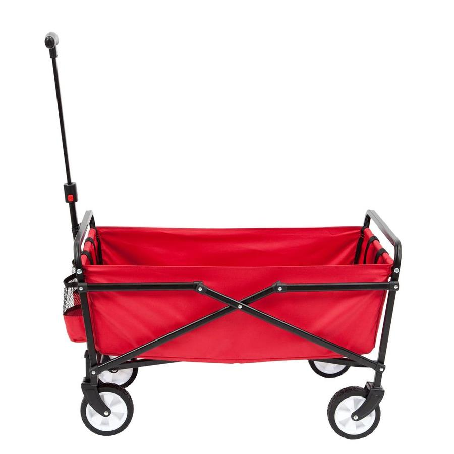Seina 6-cu ft Poly Yard Cart
