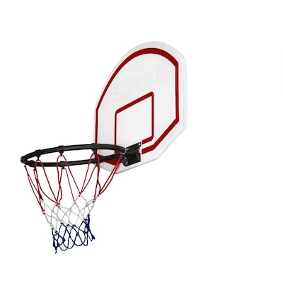 Gorilla Playsets White Basketball Hoop At Lowes Com