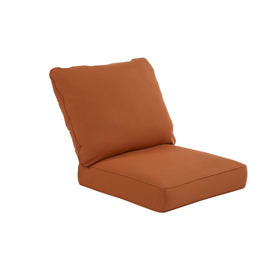 Sunbrella Sunbrella Rust Deep Seat Patio Chair Cushion