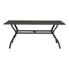 Allen Roth Mcaden Square Wicker End Table 17 9 In W X 17