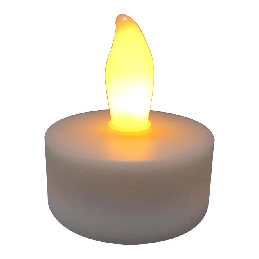 allen + roth 2-Pack 1.5-in Cordless Electric Tea Light Candle