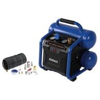 Kobalt 2-Gallon Portable Electric Twin Stack Air Compressor Deals