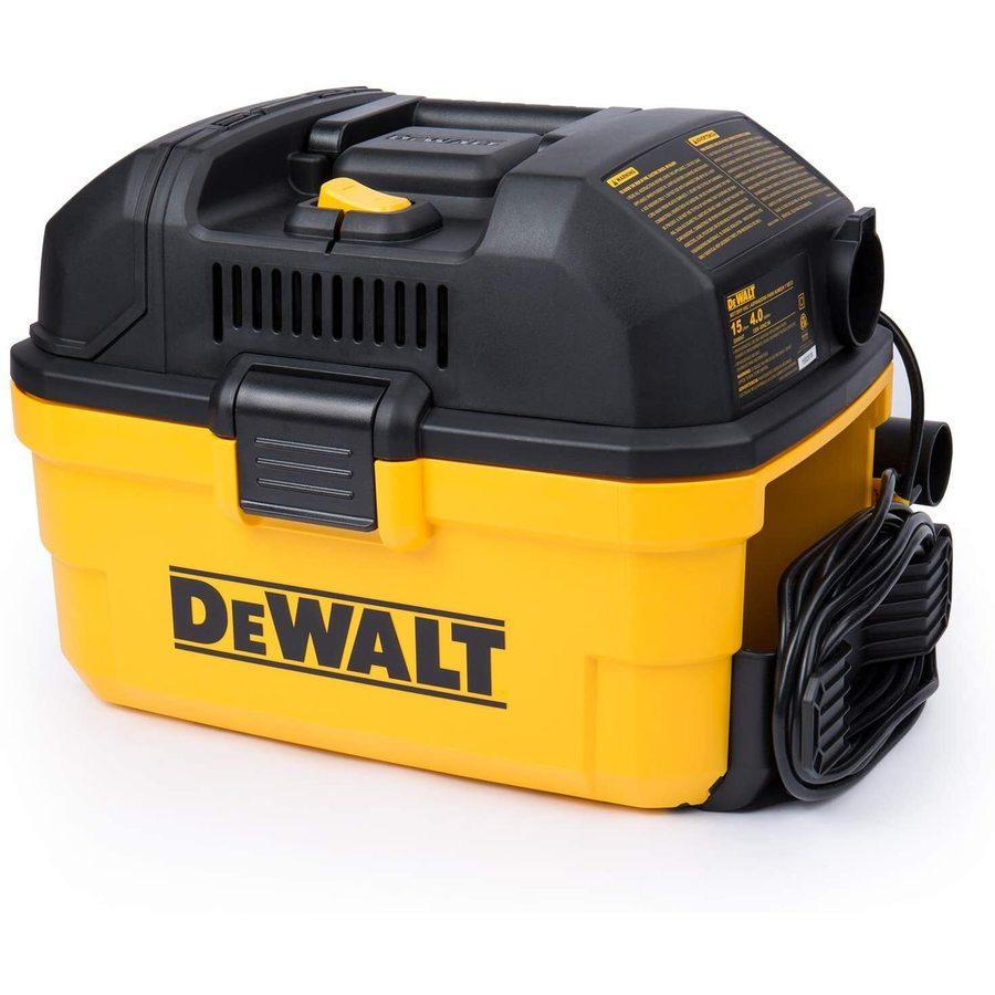 42599dbe55b1 DEWALT 4-Gallon 5-HP Shop Vacuum at Lowes.com
