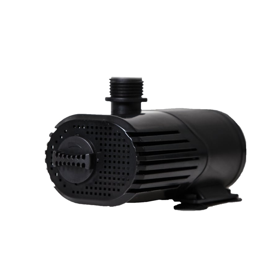 Shop smartpond 300 gph submersible fountain pump at for Submersible pond pump and filter