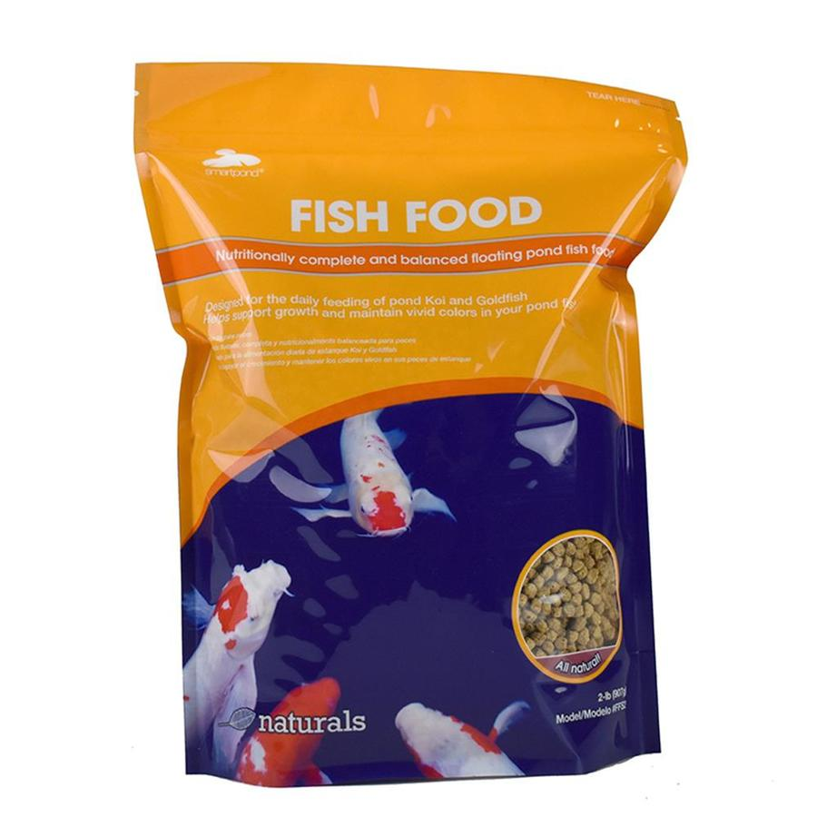 smartpond Naturals Pond Fish Food Pellets