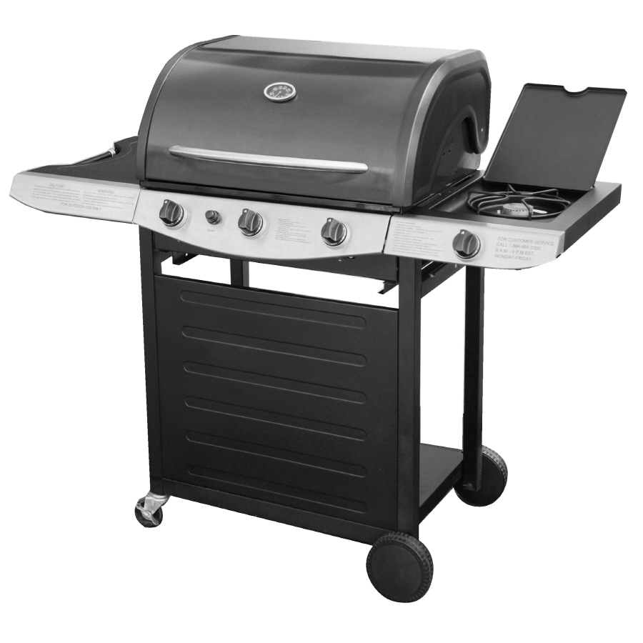 Griddle Replacement Parts : Shop bbq grillware gas grill at lowes