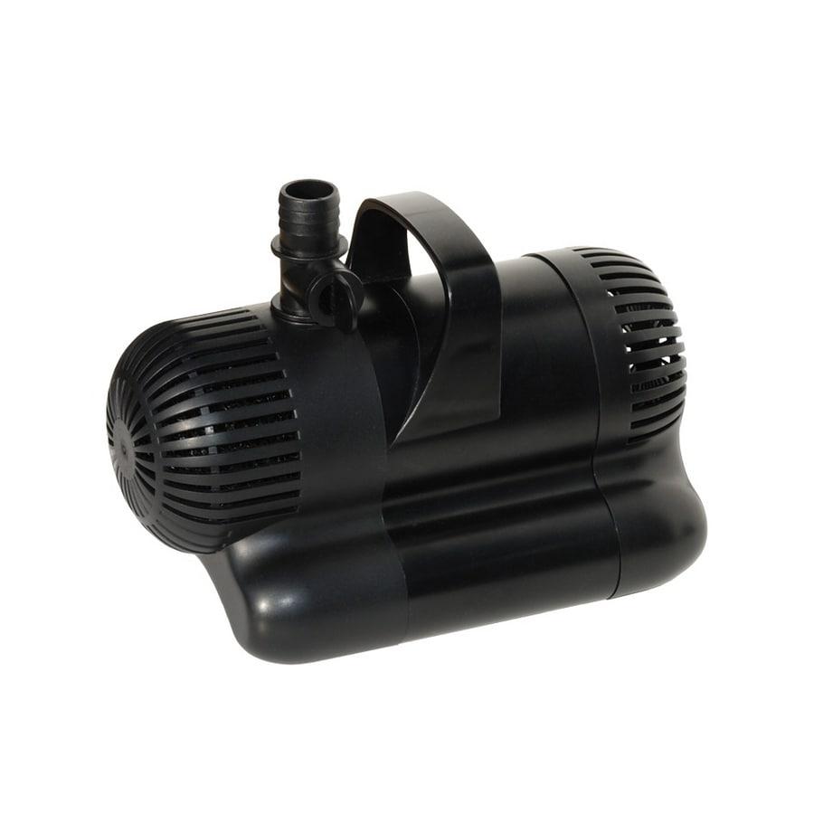 Shop Smartpond 1300 Gph Water Garden Waterfall Pond Pump With Uv At