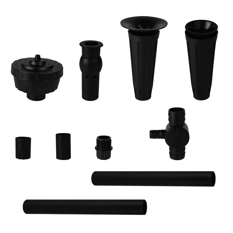 smartpond Black Pond Nozzle Kit