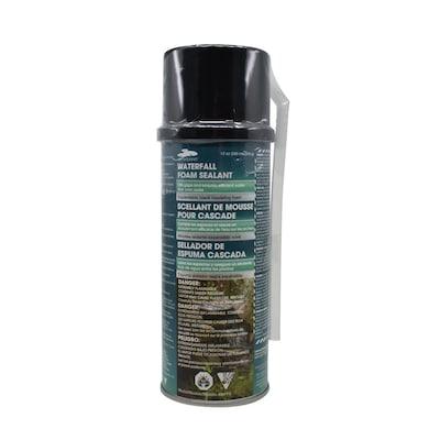 Smartpond Black Pond Foam Sealer at Lowes com