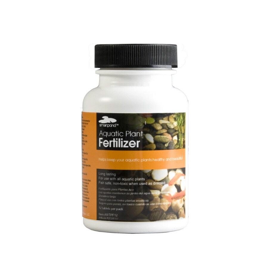 smartpond 12-Pack Plant Fertilizer-Water Garden