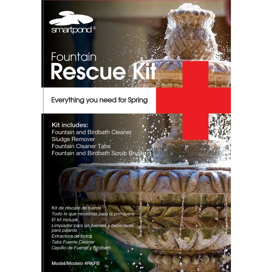 smartpond Fountain Rescue Kit