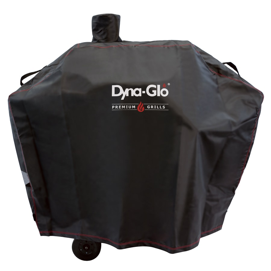 Dyna-Glo 52.2-in PVC Charcoal Grill Cover