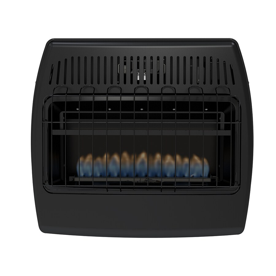Dyna-Glo 30000-BTU Wall or Floor-Mount Natural Gas or Liquid Propane Vent-Free Convection Heater