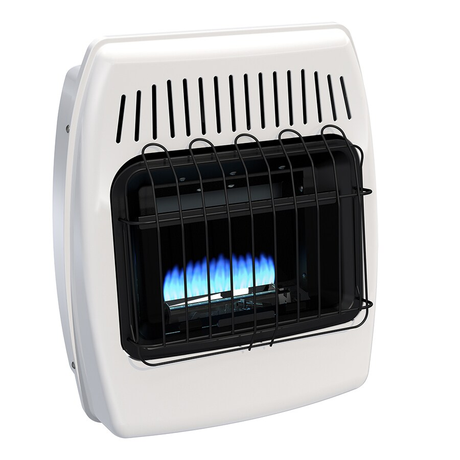 Dyna-Glo 10000-BTU Wall or Floor-Mount Natural Gas Vent-Free Convection Heater