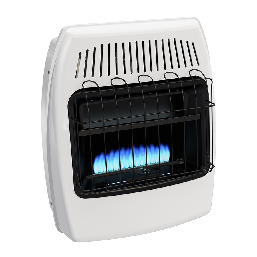 Shop Dyna-Glo 20,000-BTU Floor or Wall-Mount Natural Gas Vent-Free Convection Heater at Lowes.com