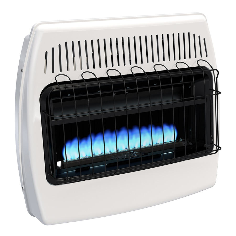 Shop Dyna-Glo 30,000-BTU Floor Or Wall-Mount Natural Gas