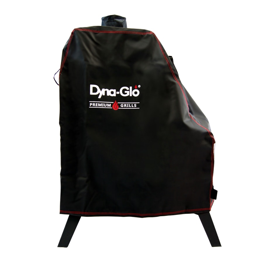 Dyna-Glo 35-in x 50.2-in PVC Vertical Smoker Cover