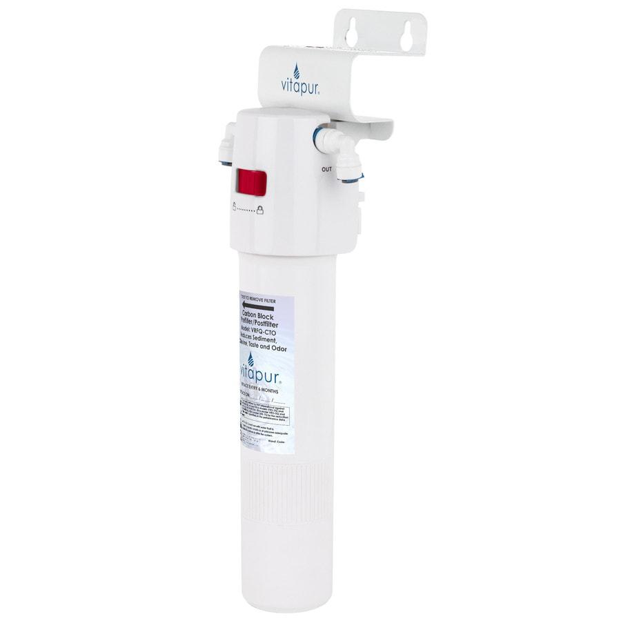 Vitapur Single Stage Carbon Block Under Sink Water